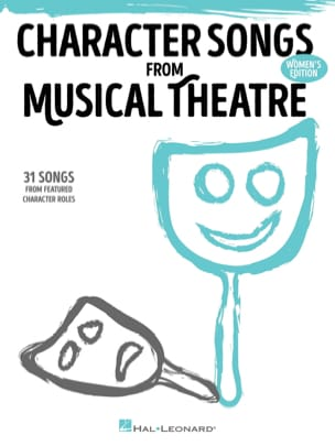 Character Songs from Musical Theatre – Women's Edition - laflutedepan.com