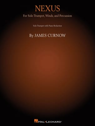 James Curnow - Nexus - Sheet Music - di-arezzo.com