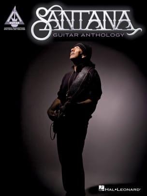 Carlos Santana - Santana Guitar Anthology - Sheet Music - di-arezzo.co.uk