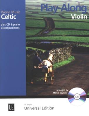 World Music Celtic - Play-Along Violin Partition laflutedepan