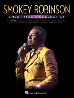 Smokey Robinson - Smokey Robinson - Sheet Music Collection - Sheet Music - di-arezzo.co.uk