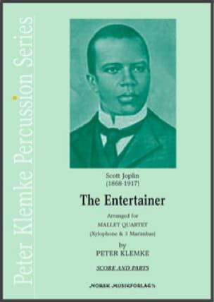 The Entertainer Scott Joplin Partition laflutedepan