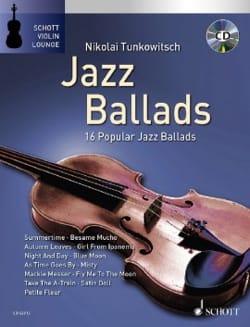 - Jazz Ballads - Partition - di-arezzo.fr