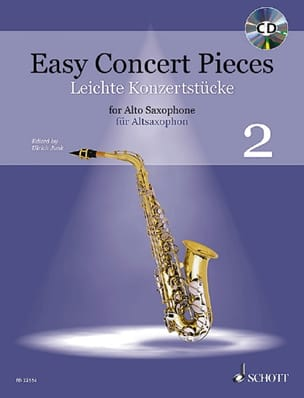 Easy Concert Pieces - Volume 2 - Partition - laflutedepan.com