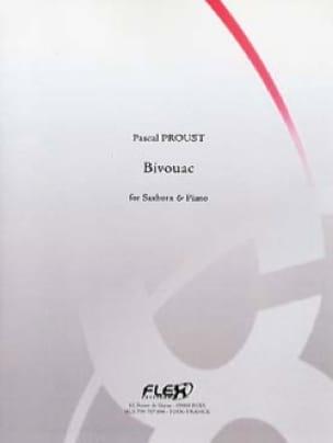 Bivouac Pascal Proust Partition Tuba - laflutedepan