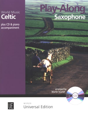 World Music Celtic - Play-Along Saxophone Traditionnels laflutedepan