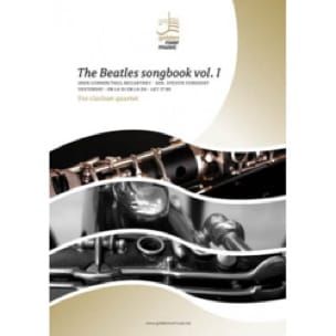 The Beatles - The Beatles Songbook - Volume 1 - Partition - di-arezzo.fr