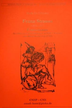 Franz Strauss - concertante - Partitura - di-arezzo.es