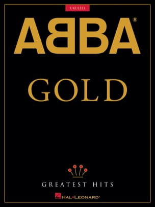 Abba - ABBA – Gold: Greatest Hits - Partition - di-arezzo.fr