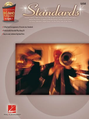 Big Band Play-Along Volume 7 - Standards - Sheet Music - di-arezzo.com