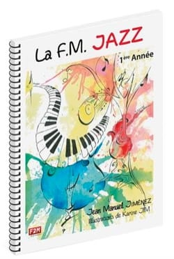 JIMENEZ - FM Jazz - 1st year - Sheet Music - di-arezzo.com