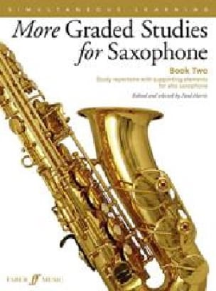- More Graded Studies for Saxophone - Volume 2 - Partition - di-arezzo.fr