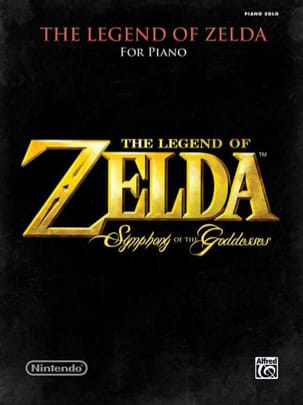 Musique de Jeux Vidéo - The Legend of Zelda ™: Symphony of the Goddesses - Partition - di-arezzo.co.uk