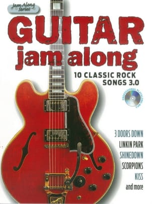 - Guitar Jam Along - 10 Classic Rock Songs 3.0 - Partition - di-arezzo.fr