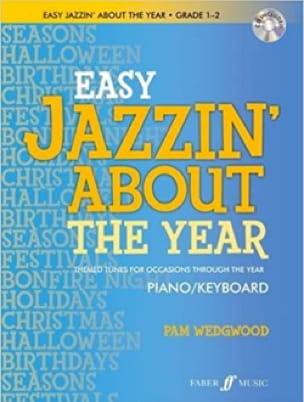 Pamela Wedgwood - Easy Jazzin 'About the Year - Sheet Music - di-arezzo.com