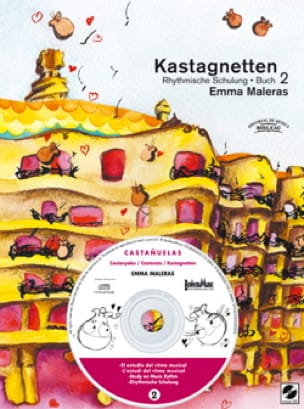 Emma Maleras - KASTAGNETTEN - Buch 2 - Sheet Music - di-arezzo.co.uk
