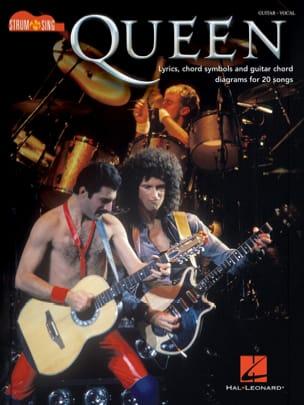 Queen – Strum & Sing Guitar - Queen - Partition - laflutedepan.com