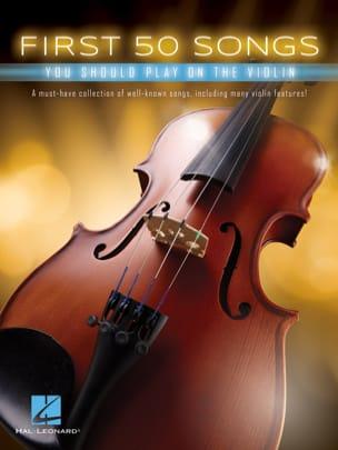 - Las primeras 50 canciones que debería tocar en el violín - Partitura - di-arezzo.es
