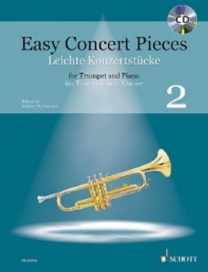 - Easy Concert Pieces - Volume 2 - Partition - di-arezzo.fr