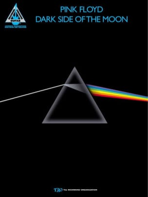 Pink Floyd - Dark Side of the Moon - Partition - di-arezzo.fr