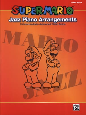 Super Mario™ Jazz Piano Arrangements - laflutedepan.com