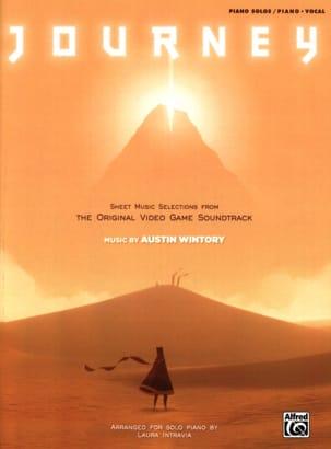 Musique de Jeux Vidéo - Journey™, Musique du Jeu Vidéo - Partition - di-arezzo.fr