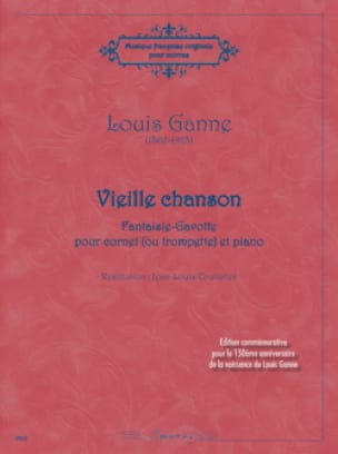 Louis Ganne - Old song - Sheet Music - di-arezzo.com