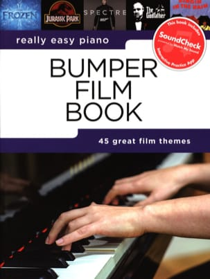 - Really Easy Piano - Bumper Film Book - Partition - di-arezzo.fr
