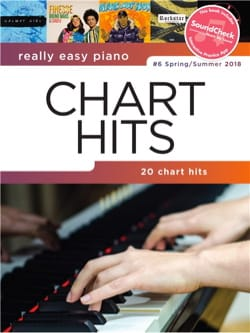 - Really Easy Piano - Chart Hits 6 - Partitura - di-arezzo.it