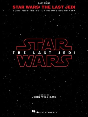 John Williams - Star Wars Episode VIII: The Last Jedi - Movie Music - Sheet Music - di-arezzo.co.uk