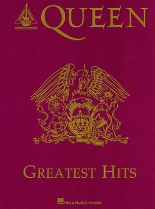 Greatest Hits - Queen - Partition - laflutedepan.com