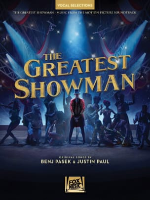 - The Greatest Showman - Vocal Selections Movie Music - Sheet Music - di-arezzo.co.uk