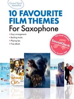 Guest Spot Interactive - 10 Favourite Film Themes For Saxophone laflutedepan