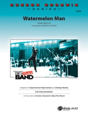 Watermelon Man Herbie Hancock Partition ENSEMBLES - laflutedepan