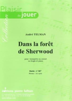 André Telman - Dans la Foret de Sherwood - Partition - di-arezzo.fr