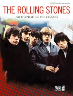 The Rolling Stones - The Rolling Stones - 50 Songs for 50 Years - Sheet Music - di-arezzo.co.uk