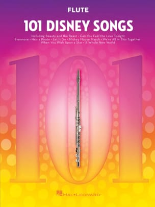 DISNEY - 101 Disney Songs - Sheet Music - di-arezzo.co.uk
