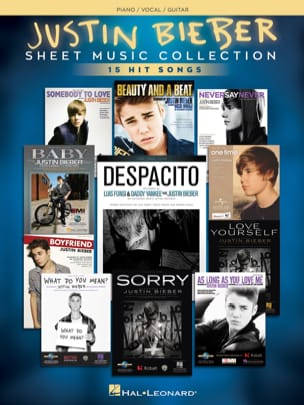 Justin Bieber – Sheet Music Collection Justin Bieber laflutedepan