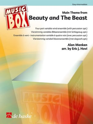 DISNEY - Beauty and the Beast - Music Box - Sheet Music - di-arezzo.com