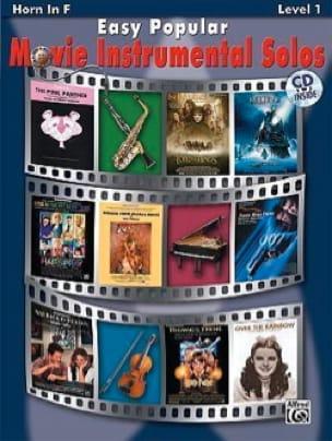 - Easy popular movie instrumental solos - Sheet Music - di-arezzo.com