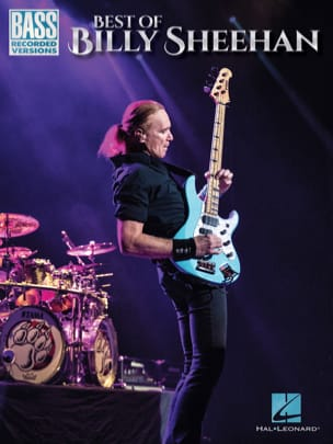 Billy Sheehan - Best of Billy Sheehan - Partition - di-arezzo.fr