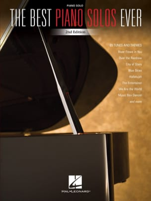 - The Best Piano Solos Ever – 2nd Edition - Partition - di-arezzo.fr