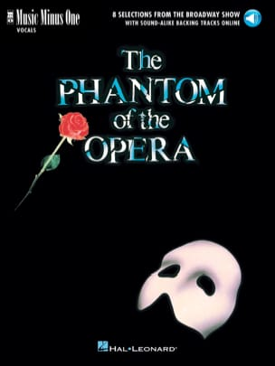 Andrew Lloyd Webber - The Phantom of the Opera - Chant - Partition - di-arezzo.co.uk
