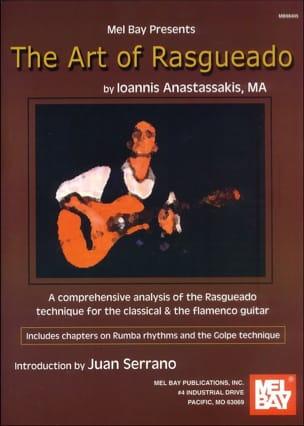 Ioannis Anastassakis - L'arte di Rasgueado - Partitura - di-arezzo.it