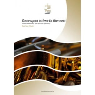 Ennio Morricone - Once Upon a Time in the West - Saxophone Ensemble - Sheet Music - di-arezzo.co.uk