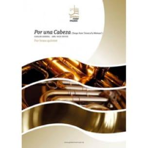 Por Una Cabeza - Quintette de Cuivres Carlos Gardel laflutedepan