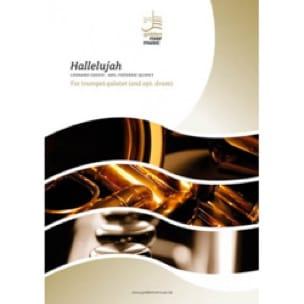 Leonard Cohen - Hallelujah - Quintette de Trompettes - Partition - di-arezzo.fr