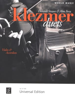 Dawid Christian & Alan Bern - Klezmer Duets - Sheet Music - di-arezzo.com