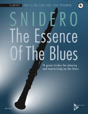 Jim Snidero - The Essence Of The Blues - Sheet Music - di-arezzo.co.uk
