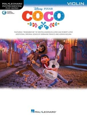 DISNEY / PIXAR - Coco - Musique du Film - Partition - di-arezzo.fr